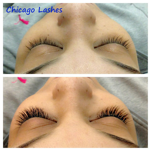 Eylash Extension Services In Chicago Il Chicago Lashes