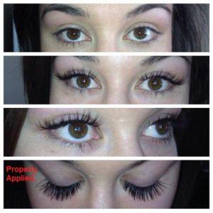 Individual Eyelash Extensions Chicago Lashes
