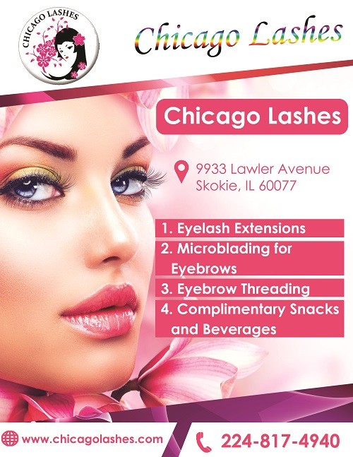 Microblading-Chicago Lashes Salon