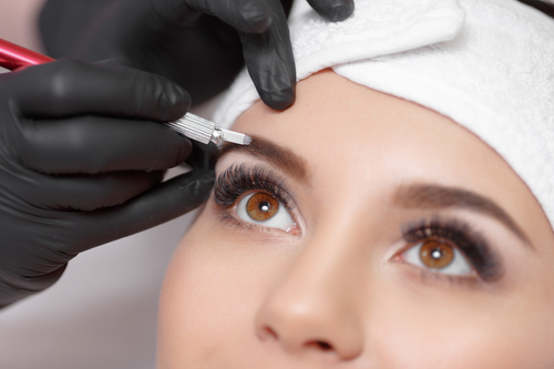 Microblading services in Chicago, IL