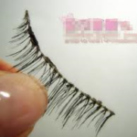 Temporary lash strips