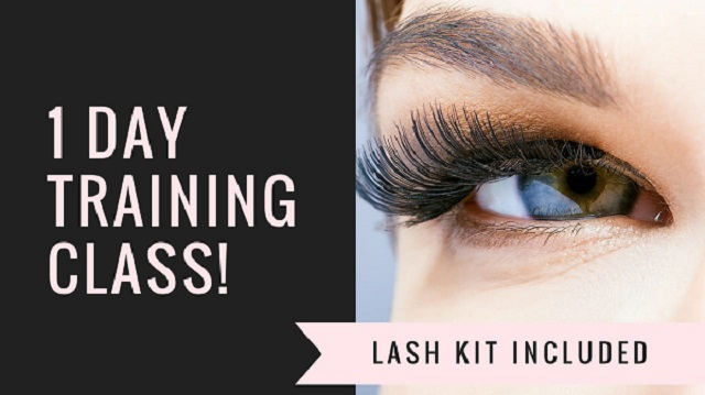 eyelash extensions classes